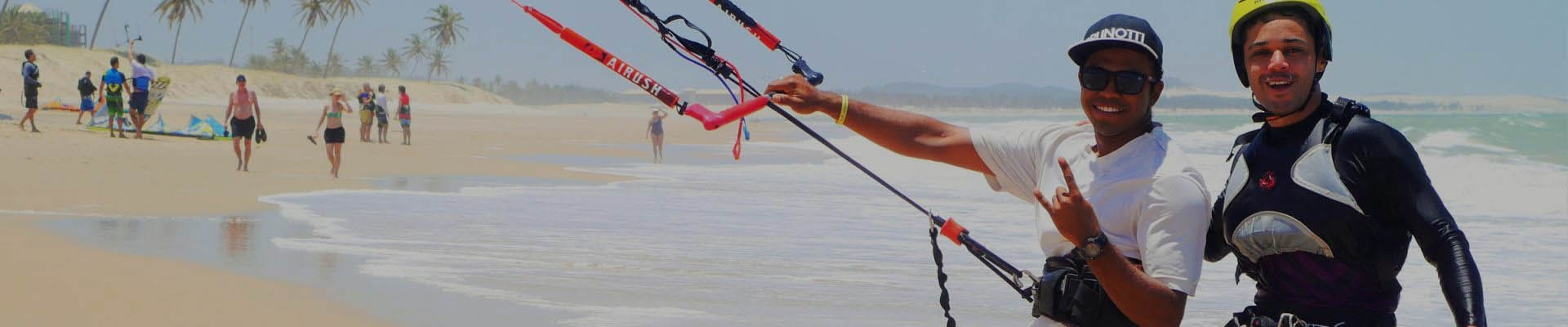 Courses | Kiteschool Windtown