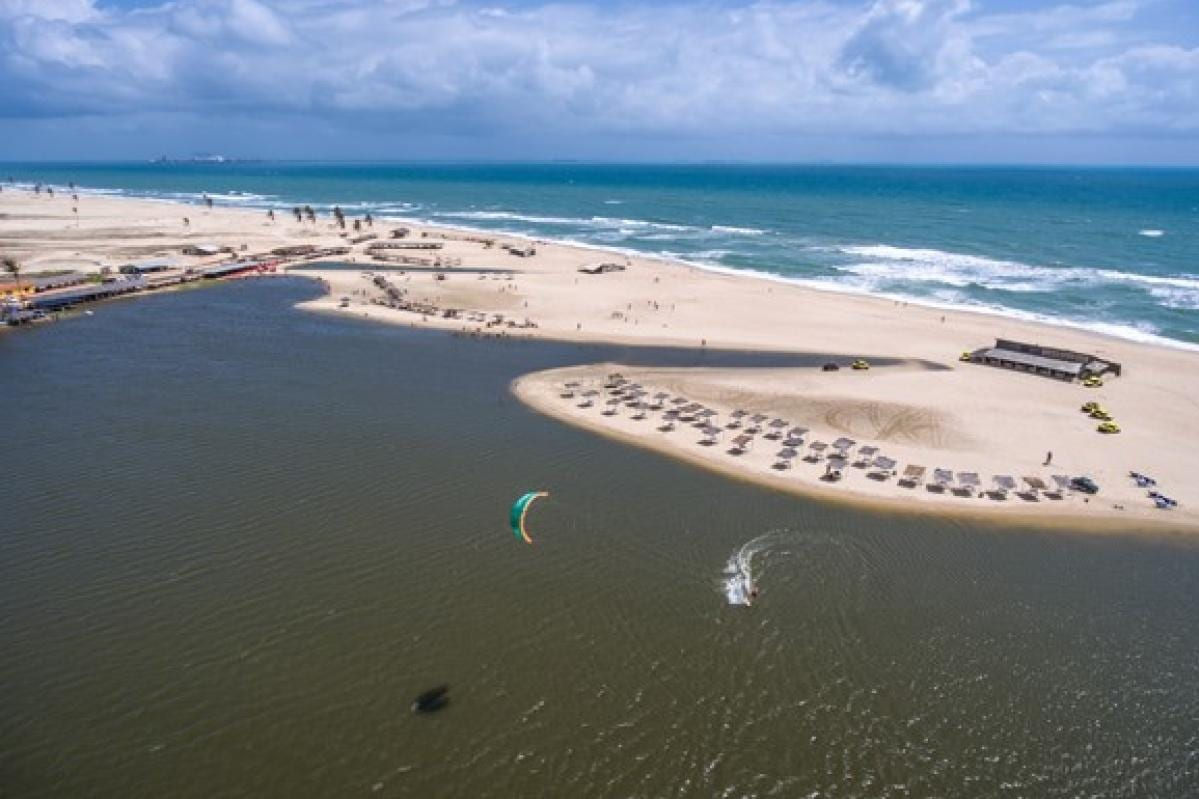 Lagune South Africa | Kiteschool Windtown