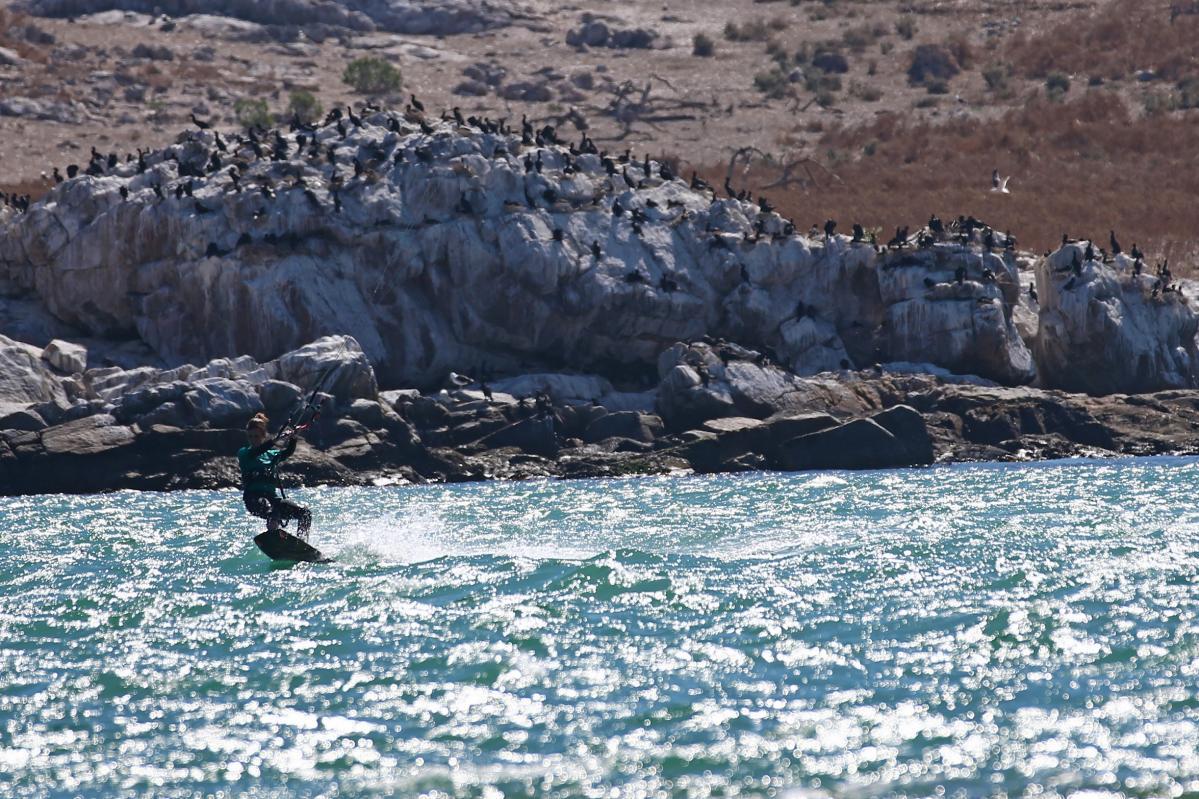 Kiters in South Africa | Kiteschool Windtown
