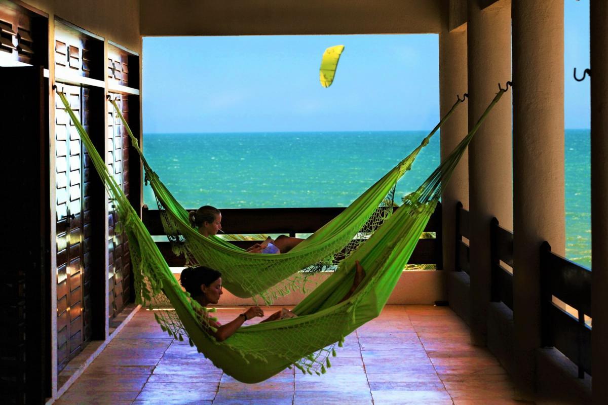 Terrace Cumbuco Hotel | Kiteschool Windtown.com