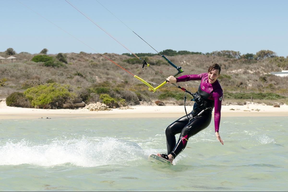 Kite in SA | Kiteschool Windtown.com